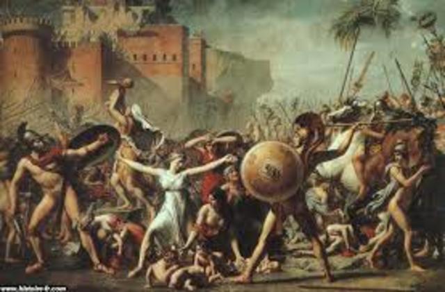 509 a.C La Monarquia fue derrocada