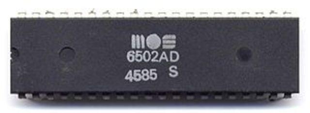 procesador MOS 6502
