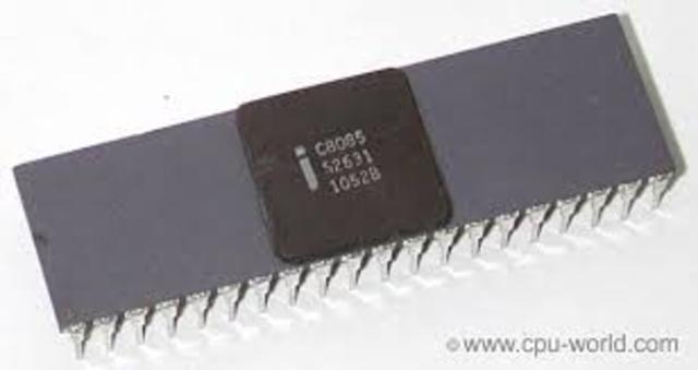procesador Intel 8085