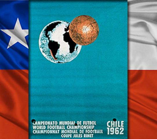 La tercera edicion para Sudamerica en Chile 62