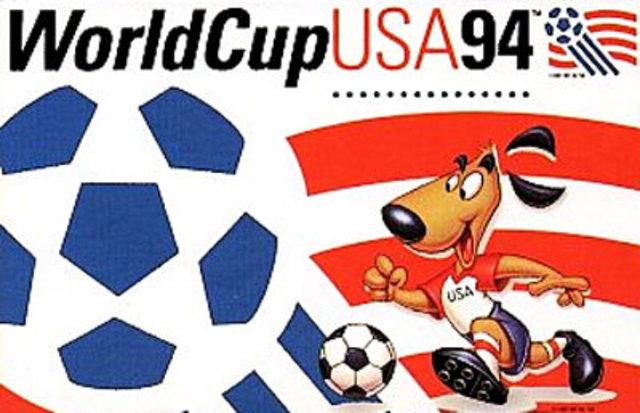 USA 94 su primera copa del mundo para este pais