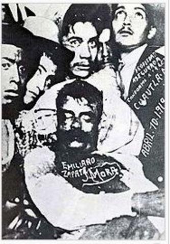 Asesinato de Emiliano Zapata