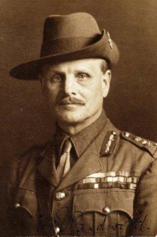 Major-General Sire William Birdwood