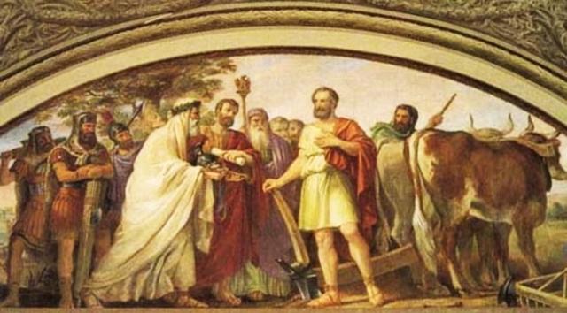 509 a.c. Exilio de Tarquino el Soberbio