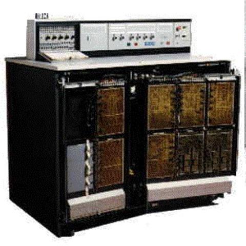 Ordenadores IBM 360