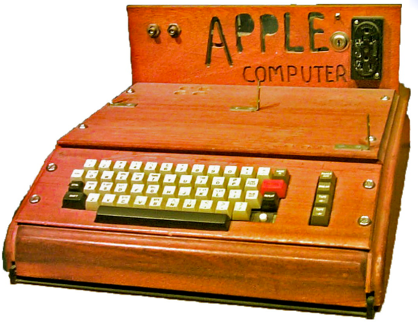 Aparece Apple I