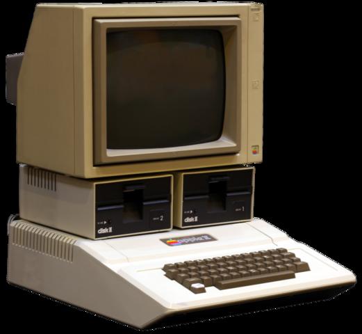 Aparece Apple II