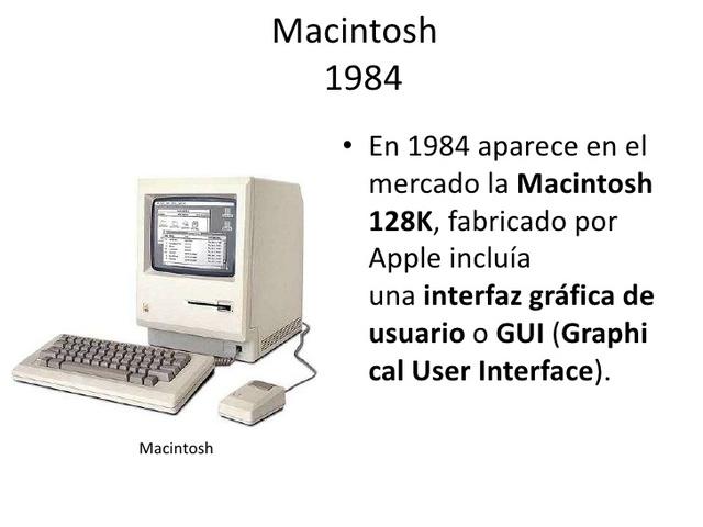 Interfaz grafica de usuario.