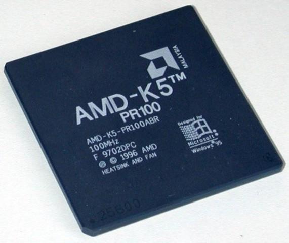 El AMD K5