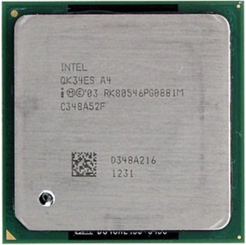 Intel Pentium 4 (Prescott)