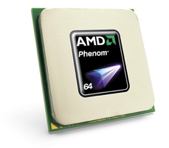 El AMD Phenom
