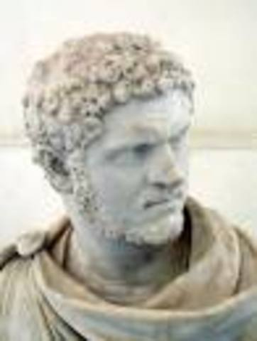 Rómulo: Primer Rey de Roma (753 a.C, - 716a.C.)