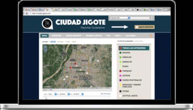Lanzamiento Plataforma Ciudad Jigote