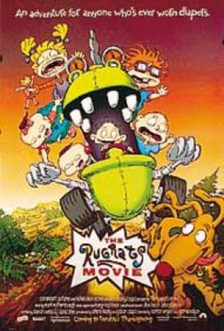 Stars in The Rugrats Movie