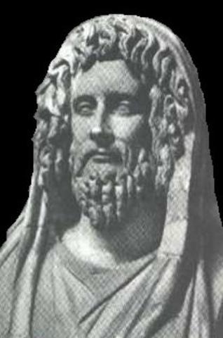 717 a.c. 2º Rey de Roma fue Numa Pompilio
