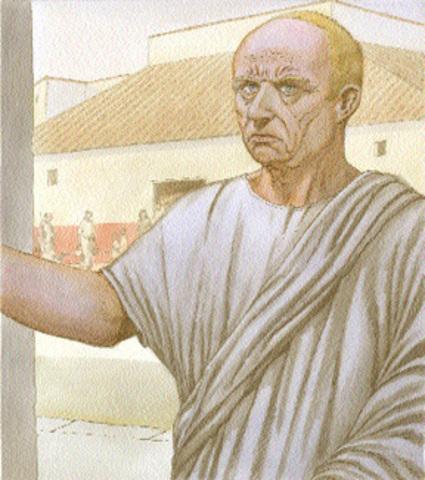 443 a.c. Creacion de una Magistratura: la censura