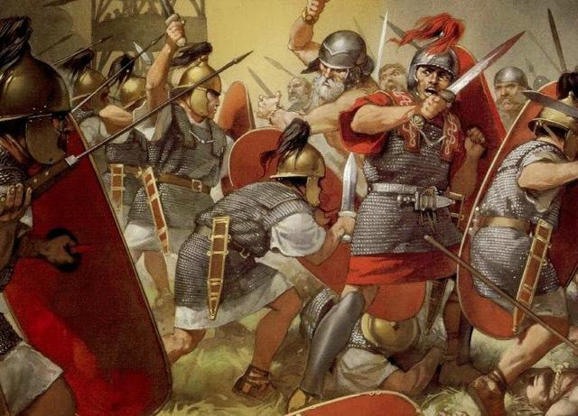 340 a.c. Segunda Guerra Latina