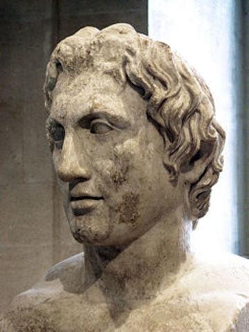 334 a.c. Alejandro Magno invade Persia
