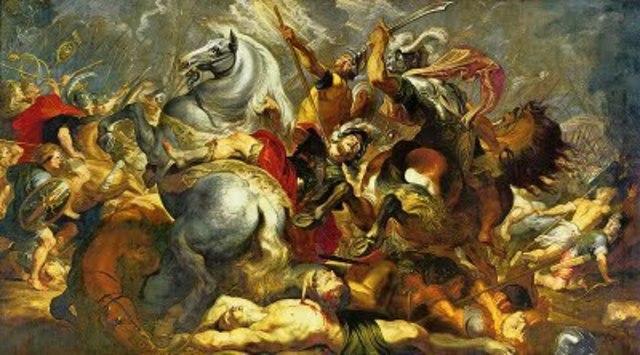 304 a.c. Fin de la Segunda Guerra Samnita