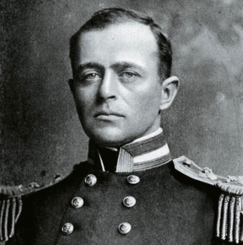 Robert Falcon Scott leads the first expedition to the South