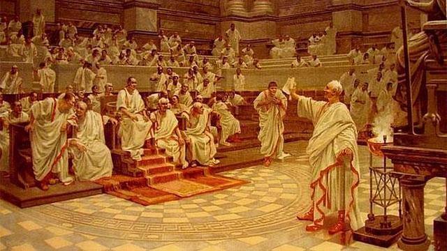 La Republica 510 y 27 a.C