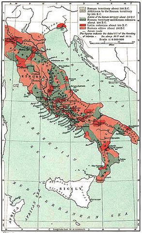 91 a.c. Guerra Social