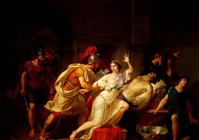31 a.c. Octavio derrota a Marco Antonio y Cleopatra