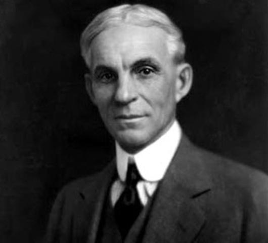 principios administrativos de Henry Ford