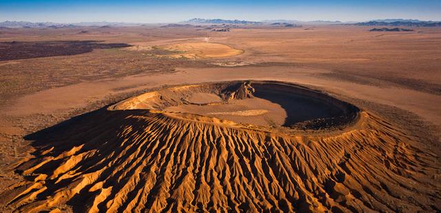 El Pinacate y Gran Desierto de Altar