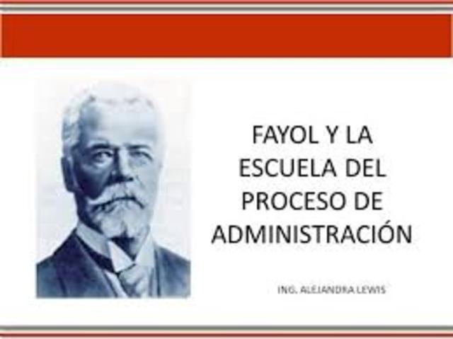 Principios adminitrativos de teoria clasica de Henri fayol 2
