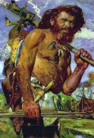 Primeros Registros hace 45.000 años
