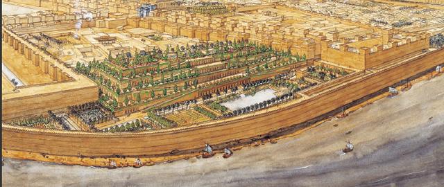 El auge comienza en la época de que data el Código de Hammurabi, promulgado aproximadamente en el año 1700 a. C