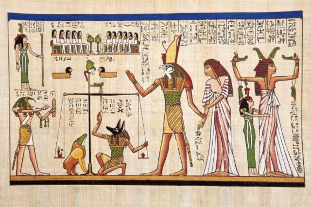 contabilidad en egipto 4500 A.C.