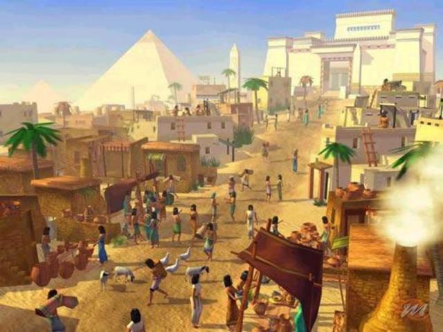 Egipto 4000 A.C.