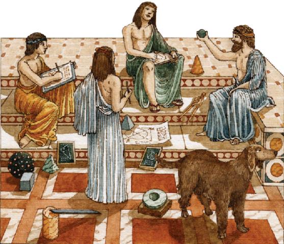 Contablidad de grecia entre los años 356 al 323 A.C.