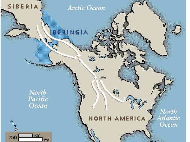 Bering Land Bridge