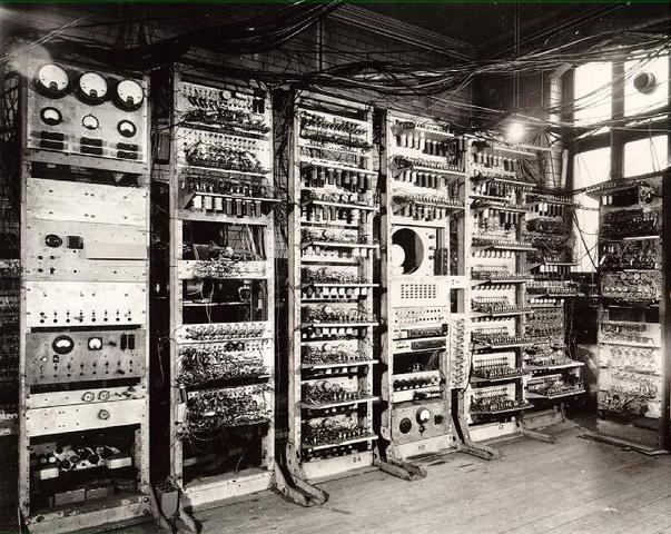 Primera Genreaion de computadoras