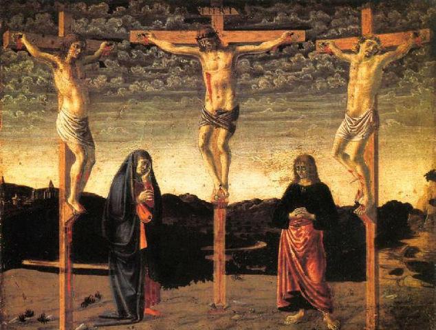 33 d.c. Fecha tradicional de la crucifixión de Jesús de Nazaret.