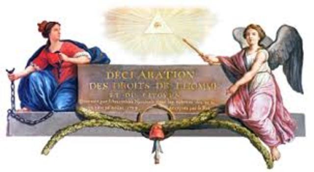 DECLARACION DE LOS DERECHOS DEL HOMBRE