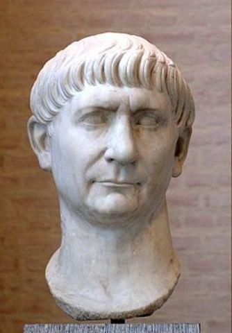 98. d.c   Trajano Emperador.