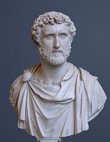Antonino Pío Emperador.