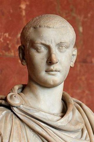 Gordiano III, emperador de Roma