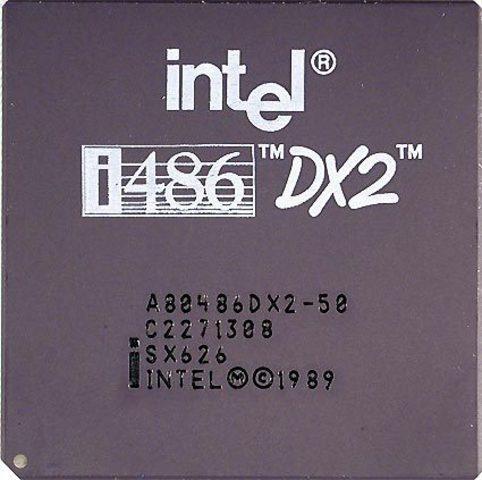 El 486 DX