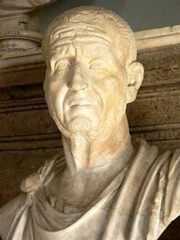 Decio, Emperador de Roma.