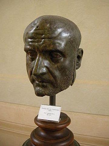 Treboniano Galo emperador de Roma