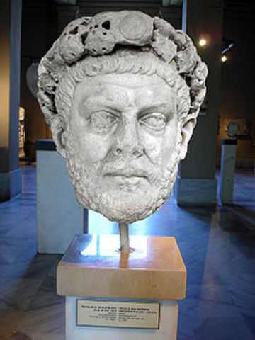 Diocleciano emperador de Roma