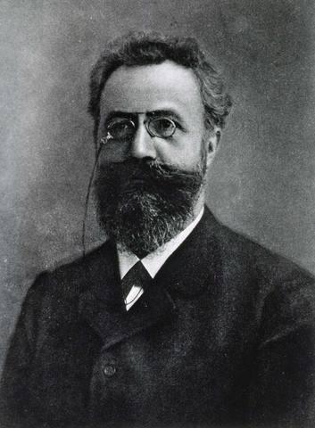 Hermann Ebbinghaus [Alemania, 1850-1909]