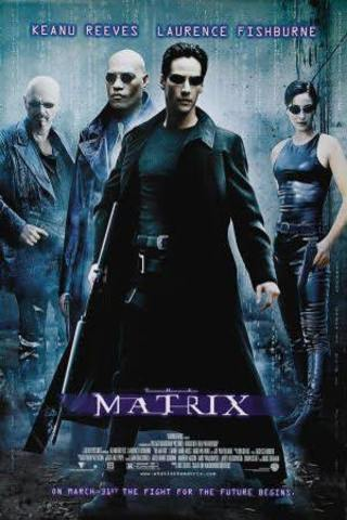 """The Matrix"" Released"