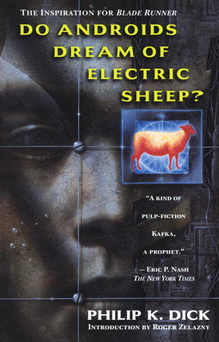 """""""Do Androids Dream Of Electric Sheep?"""" Published"""
