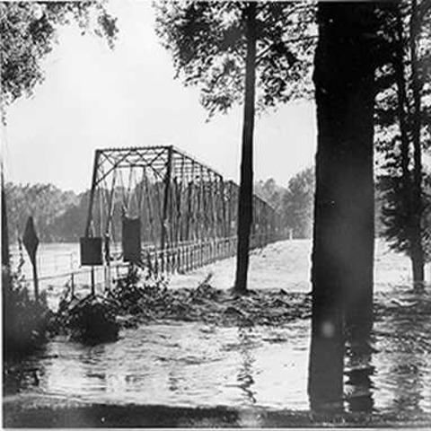 Delaware River Flood